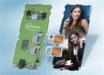 Infineon introduces ultra-low cost dual-SIM integrated on a single platform