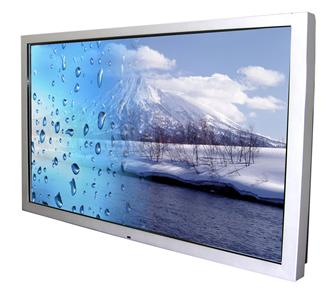 Collevo waterproof LCD monitor