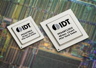 IDT enhances PCIe Gen2 switching solutions