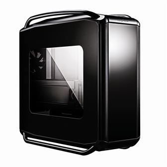 Cooler Master Black Label Limited Edition PC component set