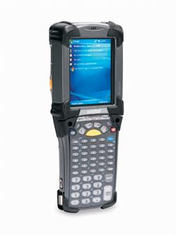Motorola's worldwide enterprise digital assistant (EDA) MC75<br>