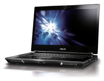Asustek W90 multimedia notebook