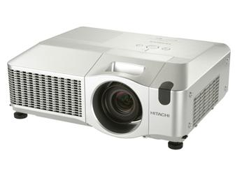 Hitachi 3LCD projector - the CP-SX635