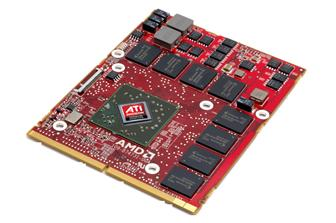 ATI Mobility Radeon HD 4860 and 4830 GPUs