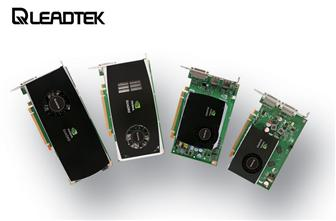 Leadtek Quadro professional solution family