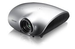 Samsung D400 DLP data projector