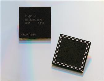 Hynix 1Gb mobile DRAM on 54nm