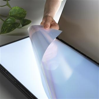 3M Vikuiti combines brightness enhancement film and reflective polarizer for monitors