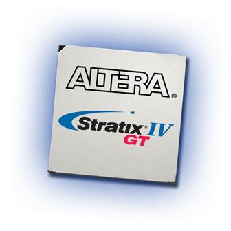 Altera ships FPGA targeting 40G/100G applications