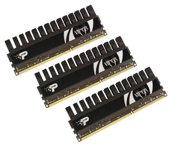 Patriot launches Viper II Series for DDR3