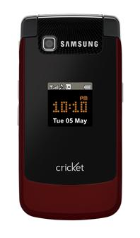 Cricket introduces Samsung MyShot II