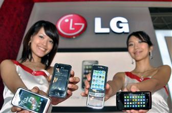 LGE unveils new S-Class UI phones at CommunicAsia 2009