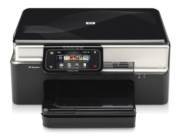 HP web-connected printer <br>