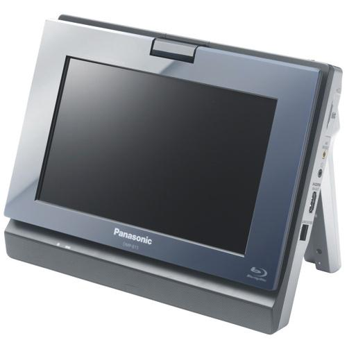 Panasonic portable Blu-ray Disc player