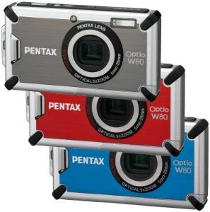 Pentax shock and waterproof Optio W80