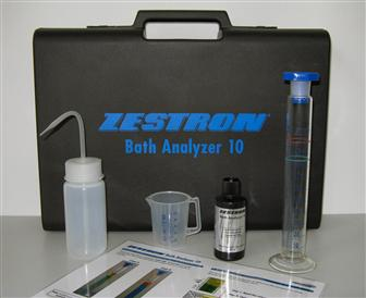 Cleaning tool maker Zestron announces new bath analyzer