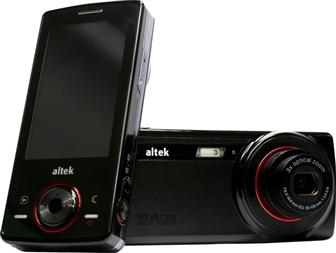 Altek own-brand cameraphone