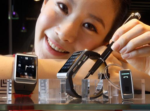 Samsung watchphone