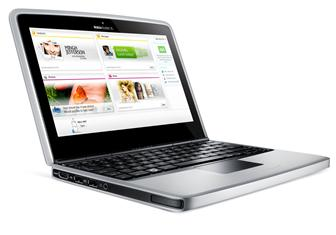 Nokia Booklet 3G mini-notebook