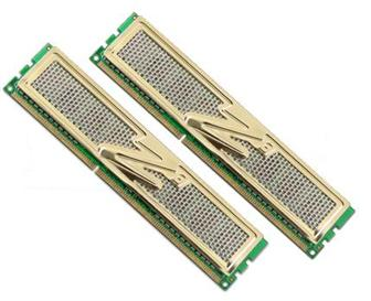 OCZ Technology DDR3 low-voltage for Intel P55 platform