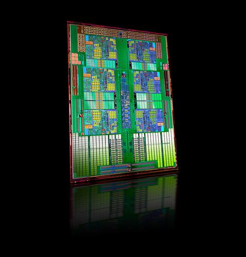 AMD's new six-core Opteron EE processor