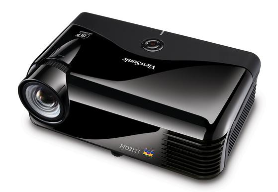 ViewSonic PJD2121 short-throw DLP pico projector