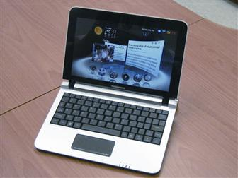 Mobinnova smartbook made by Foxconn Electronics