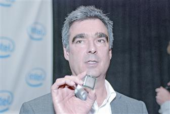 IDF San Francisco: Intel showcased 32nm Sandy Bridge processor