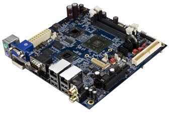 VIA VB8003 mini-ITX motherboard