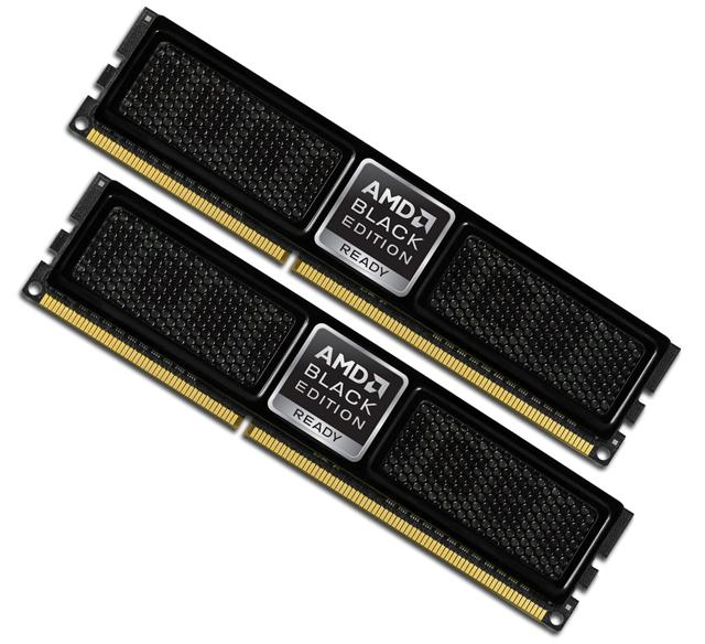 OCZ Black Edition DDR3 modules