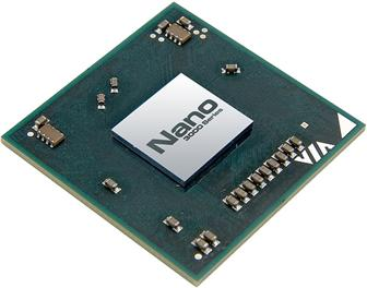 VIA Nano 3000 series CPU