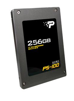 Patriot 256GB SSD for notebooks