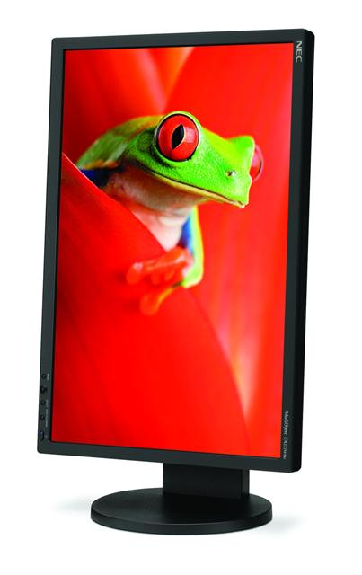 NEC 22-inch MultiSync EA222WMe LED-backlit monitor