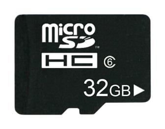Netcom 32GB microSD card for high-end phones