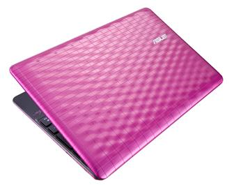 Asustek Eee PC Seashell Karim Rashid Collection