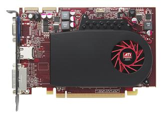 AMD ATI Radeon HD 5670 graphics card