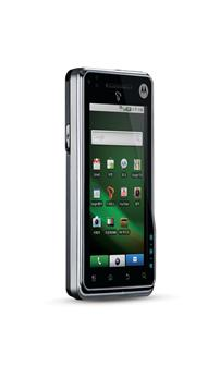 Korea market: Android 2.0-based smartphone by Motorola