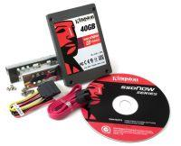 Kingston SSDNow V series 30GB boot drive