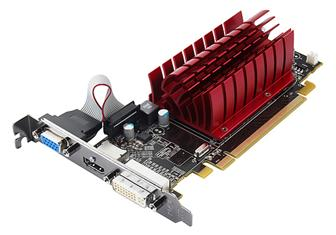 AMD ATI Radeon HD 5450 graphics card
