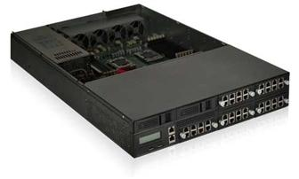 Lanner FW-8910 enterprise-class network appliance
