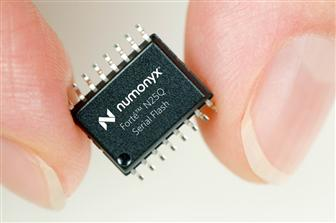 Numonyx 65nm serial flash for embedded applications