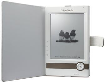 ViewSonic VEB612 e-book reader