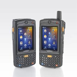 Motorola MC75A enterprise digital assistant