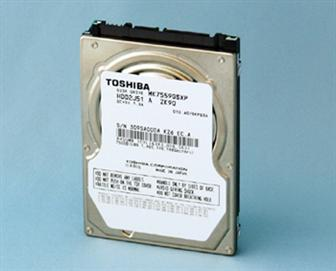 Toshiba 9.5mm 2.5-inch HDD