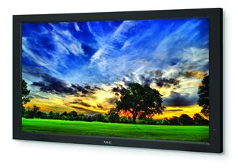 NEC S521 52-inch full HD LCD display