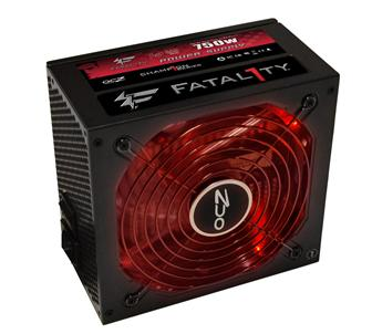 OCZ 750W Fatal1ty series power supply