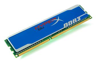 Kingston HyperX blu memory modules