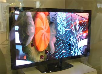 Display Taiwan 2010: AUO 14-inch OLED