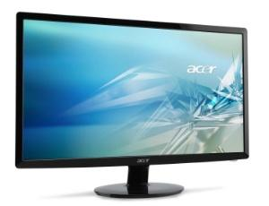 Acer S1 series LED-backlit LCD monitor