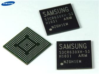 Samsung 32nm mobile application processor